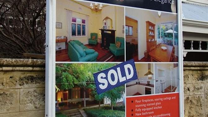 Figures show a jump in housing sales