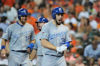 The Royals had a 3.2 percent chance of winning, and then the 8th inning happened