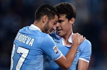 Lazio 3-2 Roma: Biancocelesti defeat city rival in dramatic derby