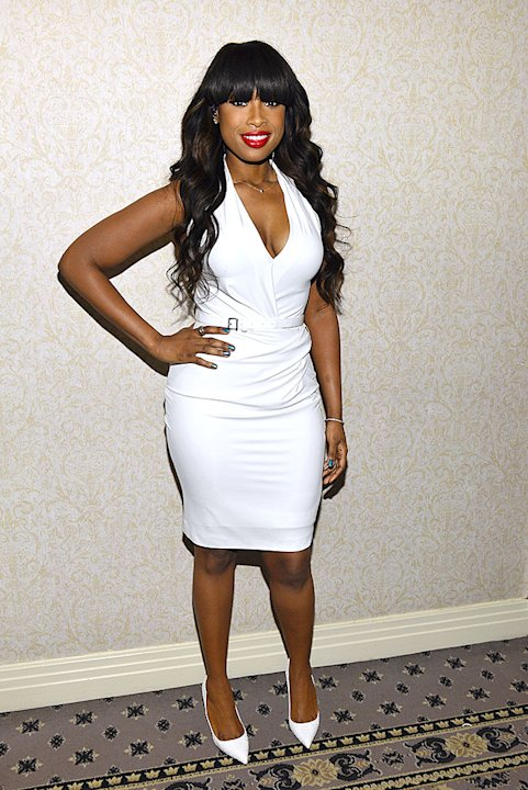 CELEBRITY FASHION: ALL WHITE