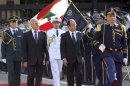 France will stand against instability in Lebanon