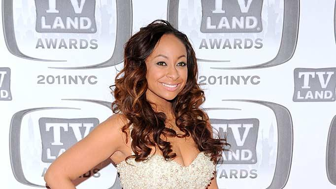 Raven Symone TV Land Awards