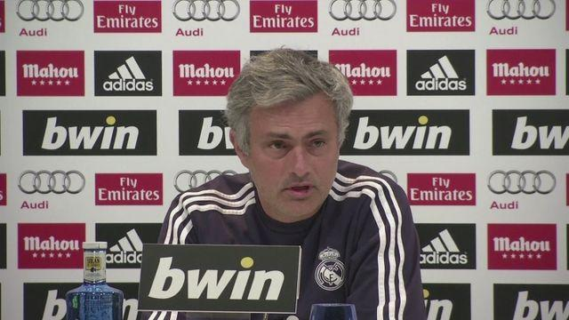 Mourinho: 'Diego Lopez better than Iker Casillas'