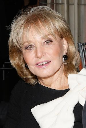Barbara Walters Returning to 'The View' Next Week