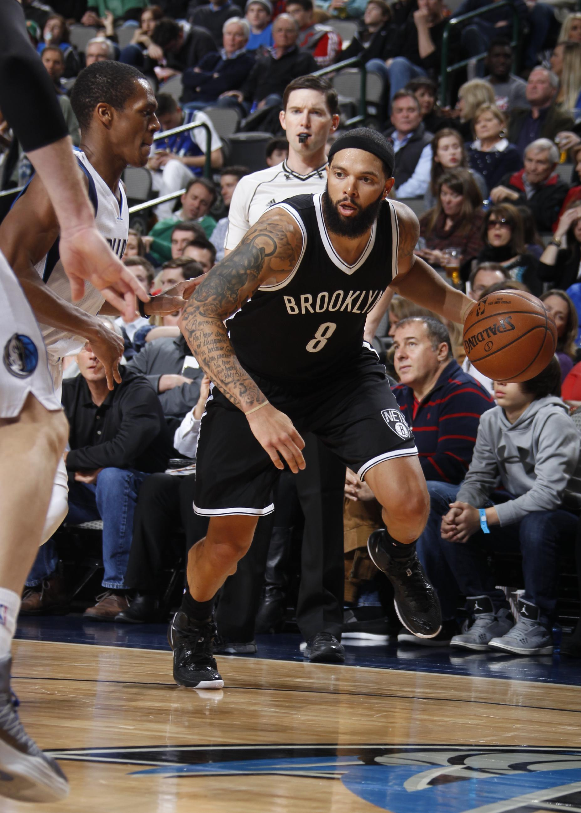 Williams' 25 points lead Nets to 104-94 win over Mavericks