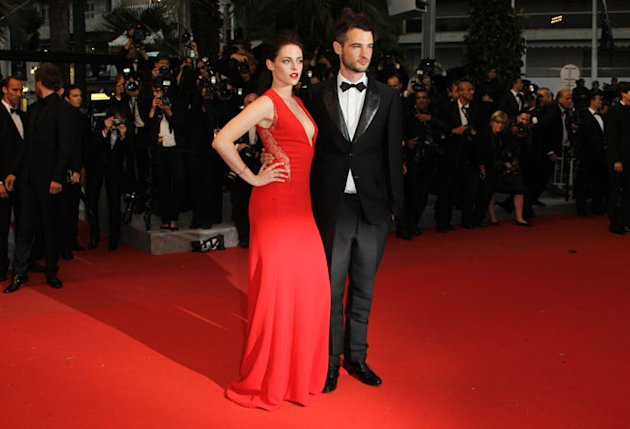 The Balenciaga Effect Continues: Kristen Stewart Wows In Reem Acra At Cannes 2012
