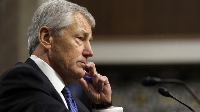 Republican opposition growing to Chuck Hagel's nomination