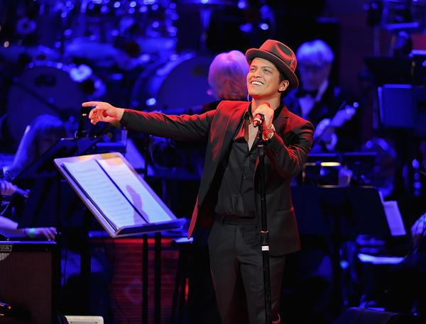 On the Charts: Bruno Mars' 'Heaven' Is Hot, Neil Young Debuts Strong