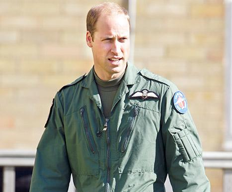 Prince William Helps Rescue Girl Injured in Serious Car Crash