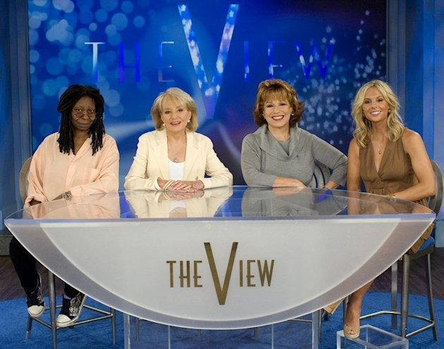 The lovely ladies of The View hold down the No. 3 position for July as interest surged with the announcement that Whoopi Goldberg is joining the show.