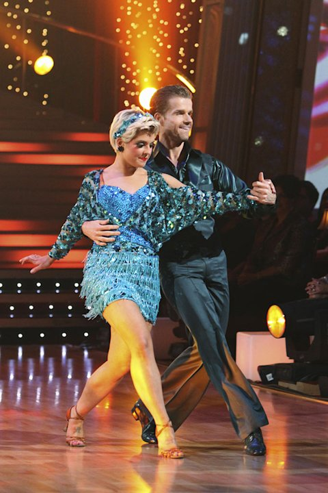 Louis Van Amstel and Kelly …