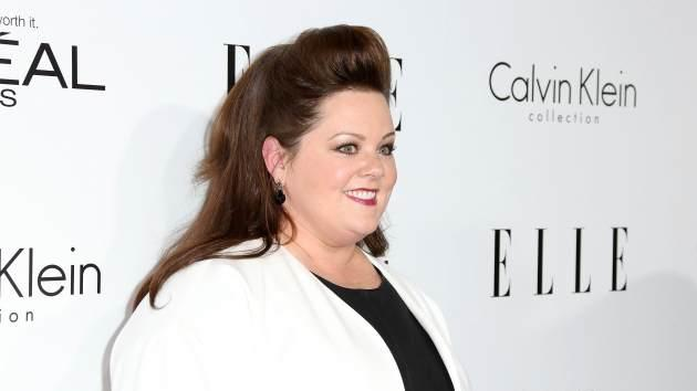 Melissa McCarthy attends ELLE's 20th Annual Women in Hollywood Celebration in Beverly Hills on October 21, 2013 in Beverly Hills, Calif. -- Getty Images