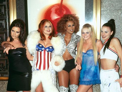 The Spice Girls (1995)