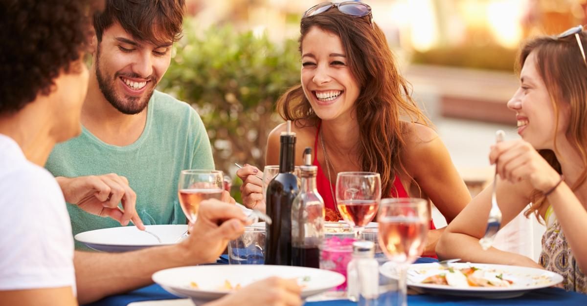 Earn 2x Points On Dining And Travel