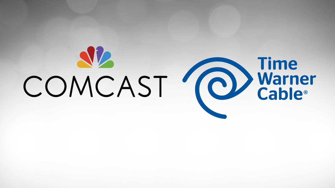 Comcast and TWC lit $32 million on fire lobbying the government to pass their merger