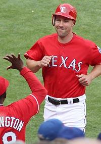 Rangers, Red Sox are close as cousins