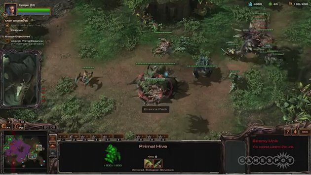 Going Primal - Starcraft II: …