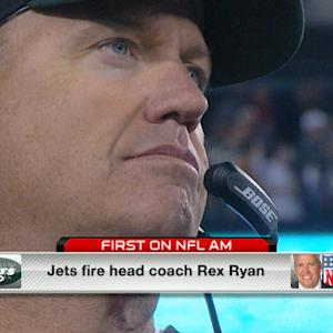 When did things go wrong for former New York Jets head coach Rex Ryan?