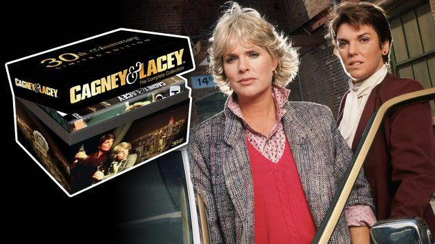 Cagney & Lacey: The Complete Series DVD Box Set
