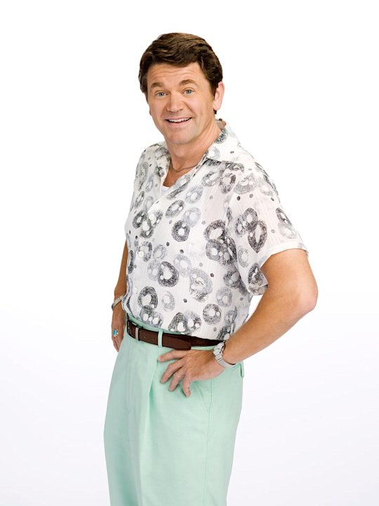 John Michael Higgins stars as Phil in Kath & Kim.