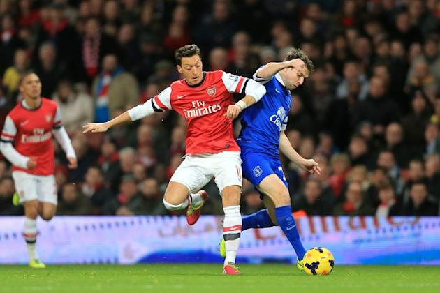 As it happened: Arsenal v Everton, Premier League