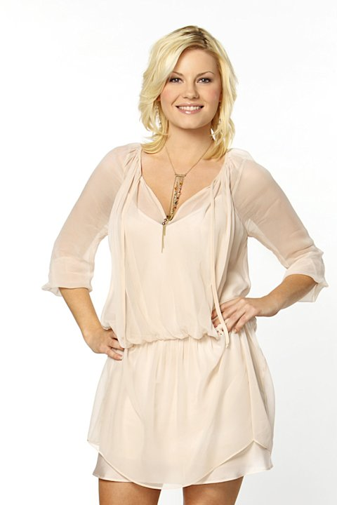 Elisha Cuthbert stars as Alex in &quot;Happy Endings.&quot; 