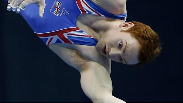 Gymnastics - Purvis takes silver at gymnastics World Cup