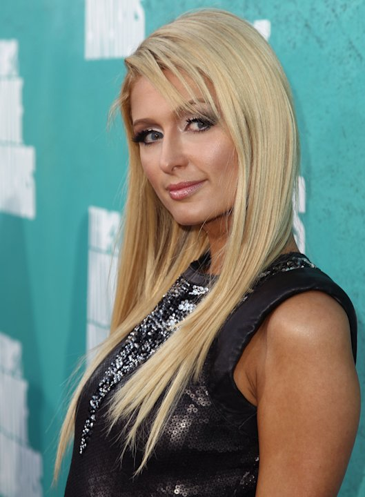 Paris Hilton arrives at the …