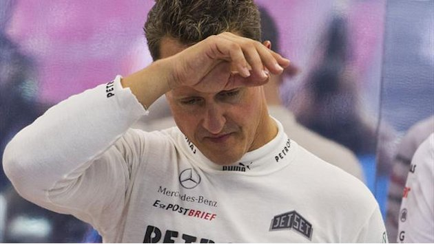 Formula 1 - Ecclestone: Schumacher was wrong to return