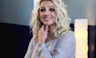 Britney Spears seen at the San Francisco 'X Factor' auditions on June 19, 2012 -- FOX