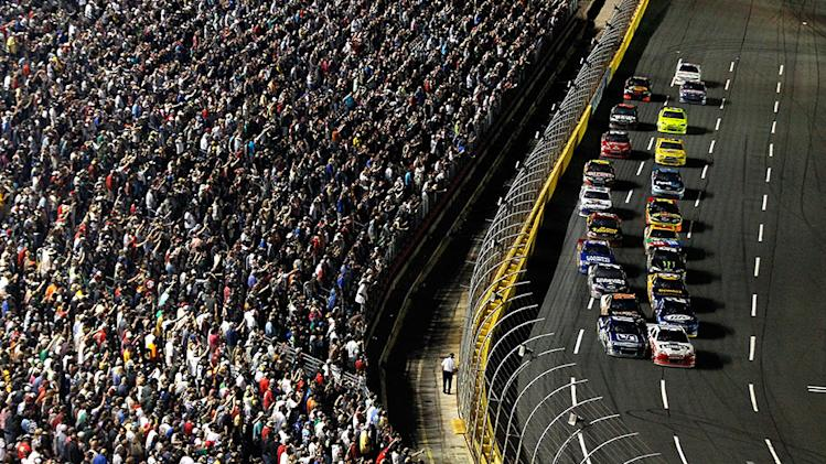 Do the math: Sprint All-Star Race gets new wrinkle