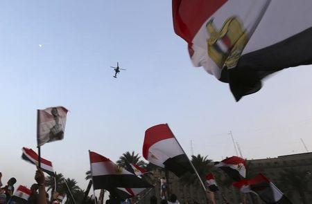 Four years after Egypt uprising, patronage politics dominate again