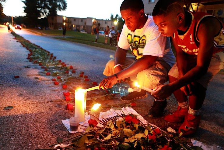 ACLU: Ferguson death report violates law