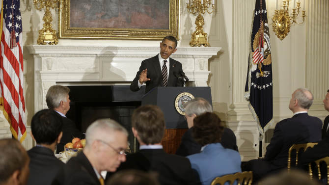 THE RESET: Obama counts down to gov't budget cuts