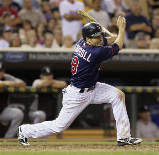 Twins rally in 9th inning to beat White Sox 7-6