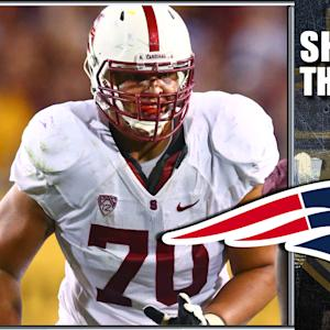 120 NFL Mock Draft: New England Patriots Select Shaq Thompson