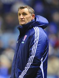 Middlesbrough manager Tony Mowbray pondering signing Swiss trialist Jayson Leutwiler
