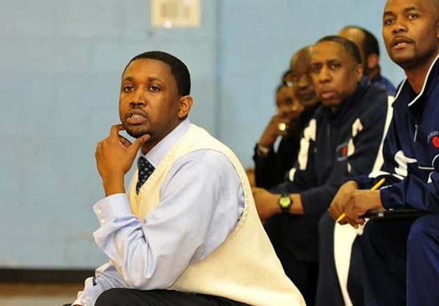 Detroit Consortium basketball coach Al Anderson, who died after a victory Saturday — Detroit News