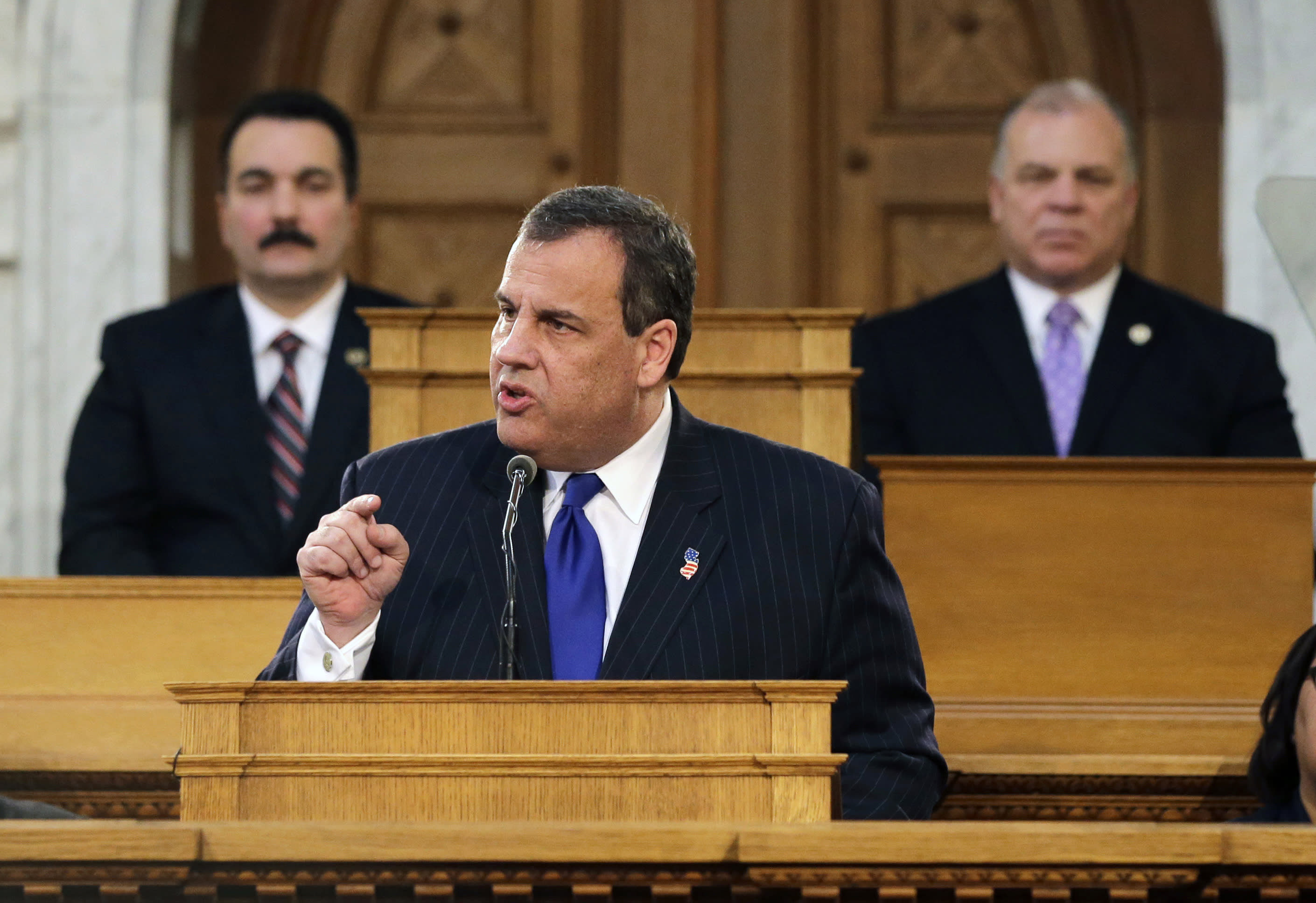 How Christie's budget changes transportation funding debate