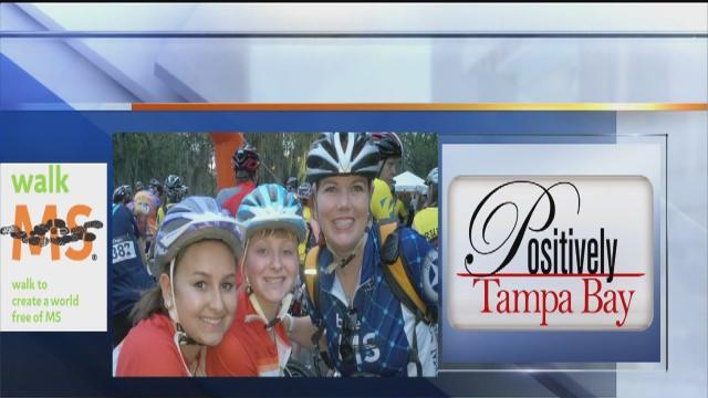 Positivey Tampa Bay: 2013 MS Walks