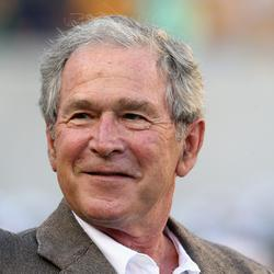George W. Bush Argues Against Lifting Iran Sanctions