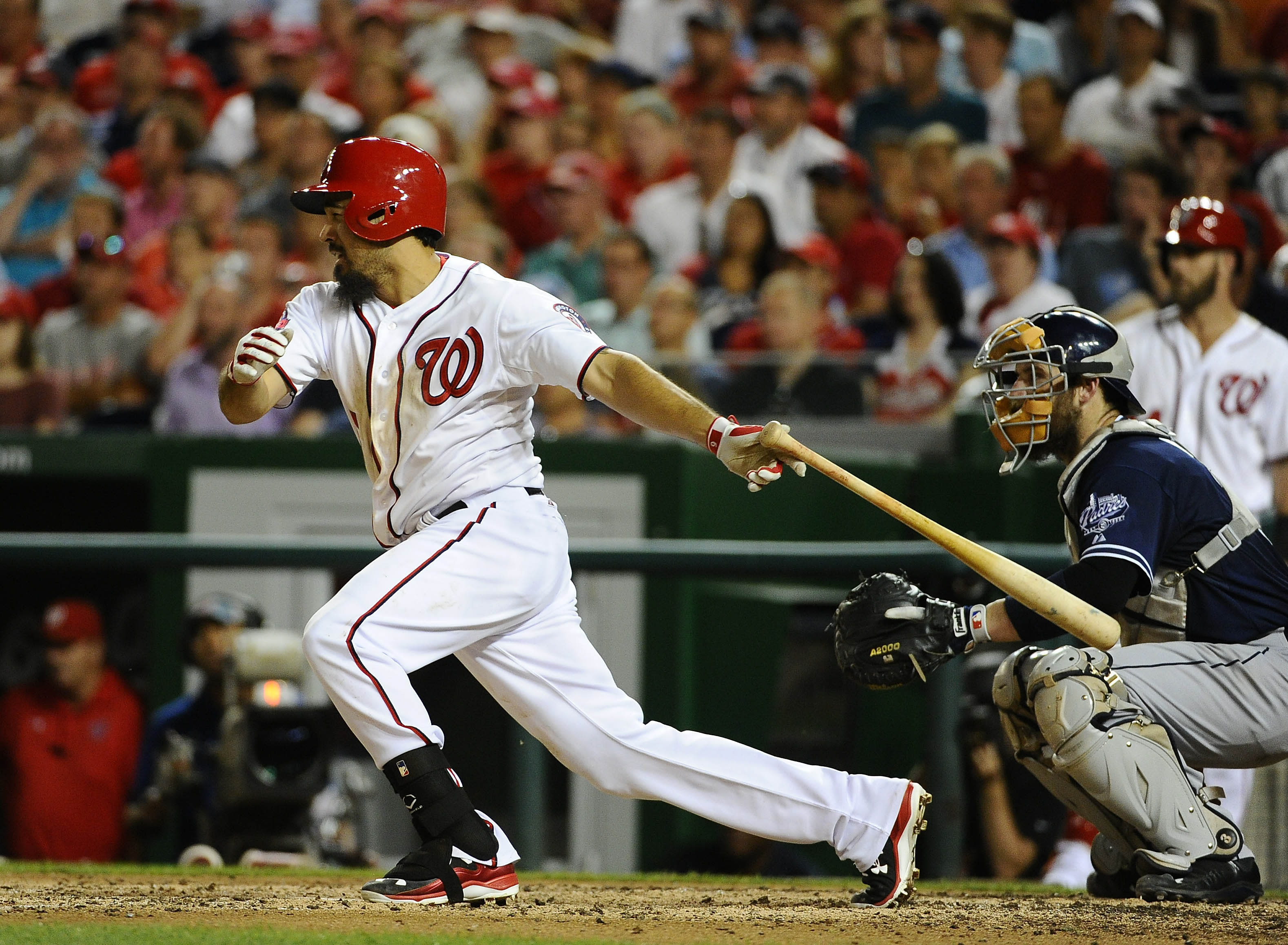 Nats Stock Watch: Rendon rediscovering his power stroke
