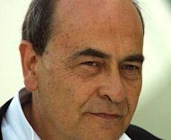 Italian film director Giuseppe Bertolucci, pictured in 2001, died aged 65 after a long illness, his brother and longtime collaborator Bernardo Bertolucci said on June 16, 2012