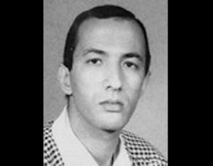 This image provided by the FBI shows an undated image of Saif al-Adel also known as Muhamad Ibrahim Makkawi, Seif Al Adel, Ibrahim Al-Madani. He was arrested Wednesday Feb. 29, 2012 at Cairo Airport but he has denied the link and says it was a case of mistaken identity. Saif Al-Adel is wanted by the FBI in connection with the Aug. 7, 1998, bombings of the United States Embassies in Dar es Salaam, Tanzania, and Nairobi, Kenya. (AP Photo/FBI)