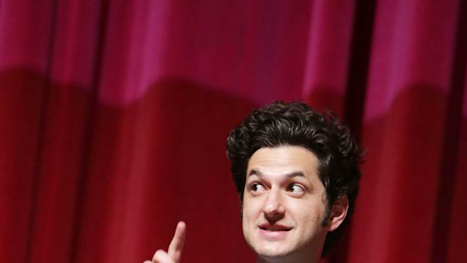 Ben Schwartz at An Evening with House of Lies, on Thursday, June, 6, 2013 in Los Angeles. (Photo by Eric Charbonneau/Invision for Showtime/AP Images)
