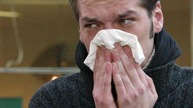 Allergies may boost severity of lung disease