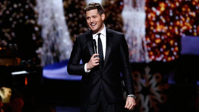 Sneak Peek: Michael Bublé Wants You to Fall In Love With Him This Christmas!
