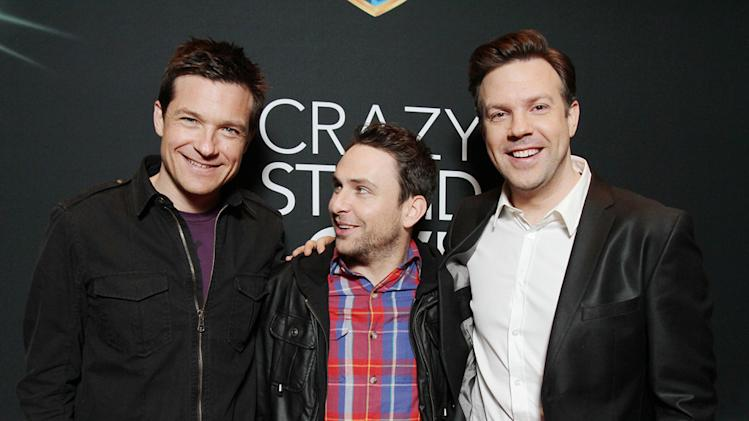 2011 CinemaCon Las Vegas Jason Bateman Charlie Day Jason Sudeikis
