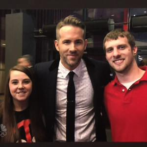 Ryan Reynold's Touching Gift to 'Deadpool' Fan
