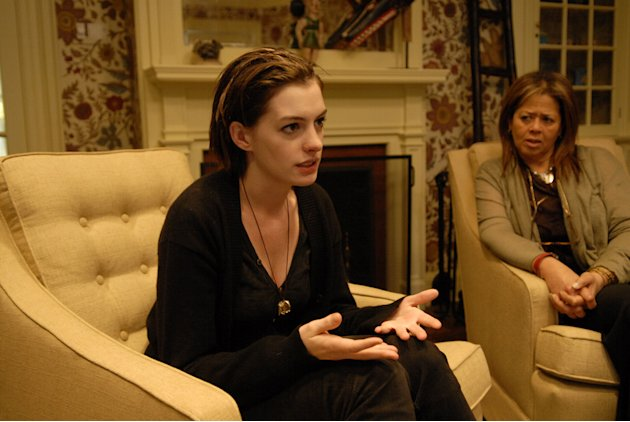 Anne Hathaway Anna Deavere Smith Rachel Getting Married Production Stills Sony Pictures Classics 2008